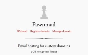 pawnmail